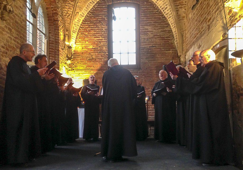 Gregoriaans Adventsconcert Kloster Graefenthal Gregoriaanse Schola